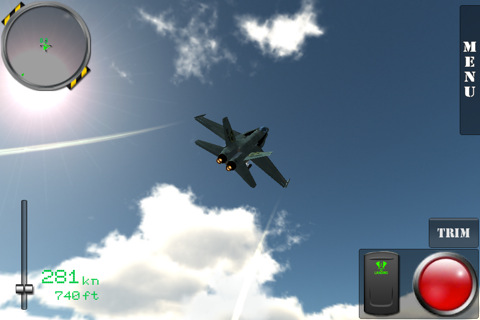 F18 carrier landing online game