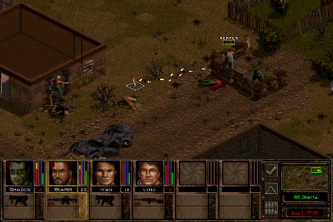 Jagged Alliance 2 - Скриншот 2