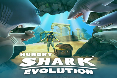 Shark Reef - android-gameplay.com
