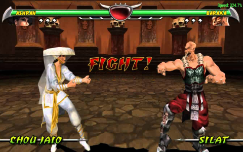 Mortal kombat unchained apk android