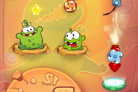 Cut the Rope: Time Travel - Скриншот 3