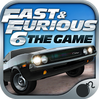 Иконка Fast & Furious 6: The Game