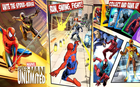 Spider-Man Unlimited - Скриншот 3