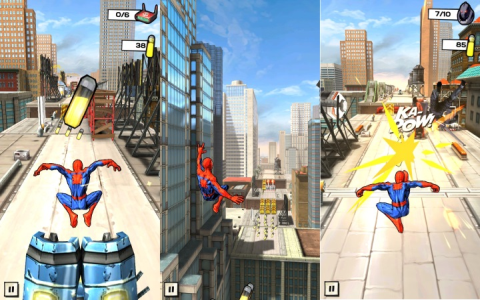 Spider-Man Unlimited - Скриншот 2