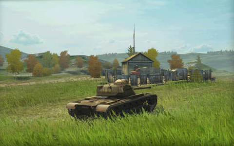 World of Tanks Blitz - Скриншот 2
