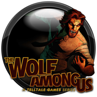 Bigby wolf telltale wolf form