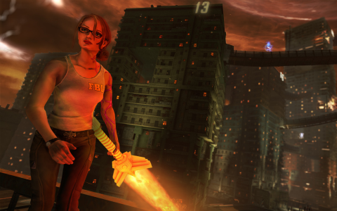 Saints Row: Gat out of Hell - Скриншот 2