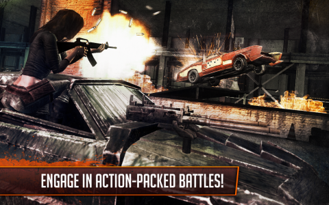 Death Race: The Game - Скриншот 1