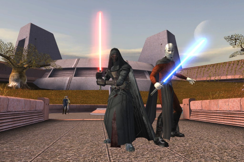 Star Wars: Knights of the Old Republic - Скриншот 2