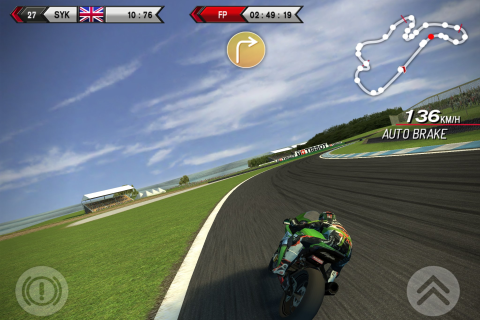 SBK14 Official Mobile Game - Скриншот 3