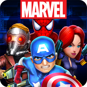 Иконка Marvel Mighty Heroes