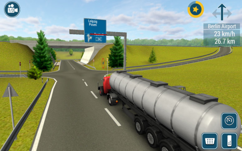 TruckSimulation 2016 - Скриншот 3