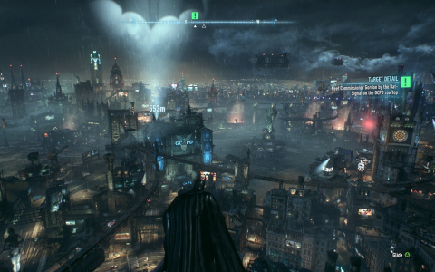 Batman: Arkham Knight - Скриншот 2