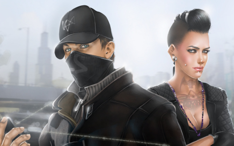 Watch Dogs: 2 Companions