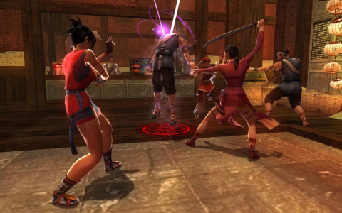 Jade Empire: Special Edition - Скриншот 3