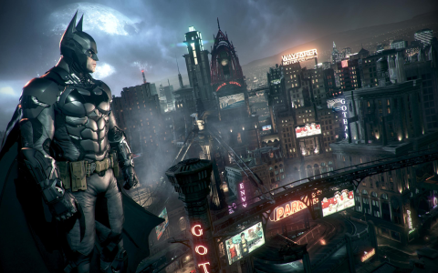 Batman: Arkham Knight - Скриншот 3