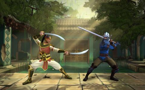 Скачать игру shadow fight 3 beta