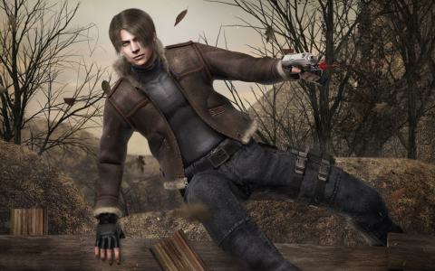 Resident Evil 4 HD: Remastered Edition - Скриншот 3