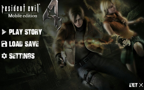 Resident Evil 4 HD: Remastered Edition - Скриншот 1