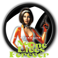 Иконка No One Lives Forever