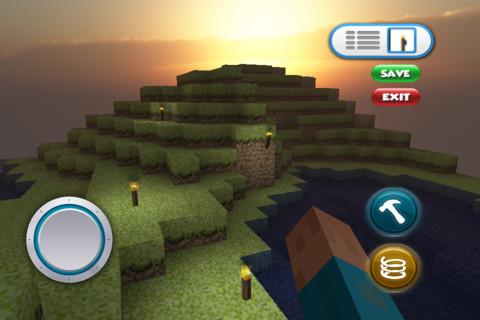 explore игры майнкрафт