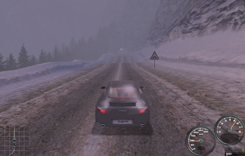 Need For Speed 5: Porsche Unleashed - Скриншот 3
