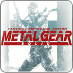Иконка Metal Gear Solid