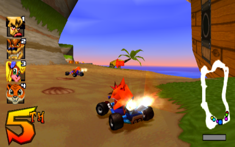 Crash Team Racing - Скриншот 3