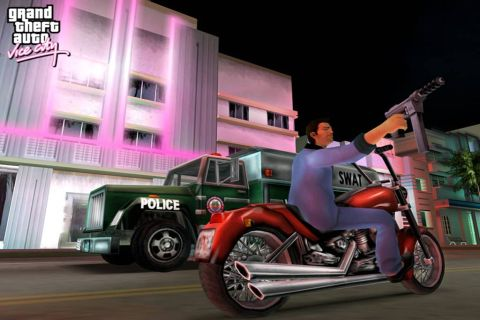 Grand Theft Auto: Vice City - Скриншот 1