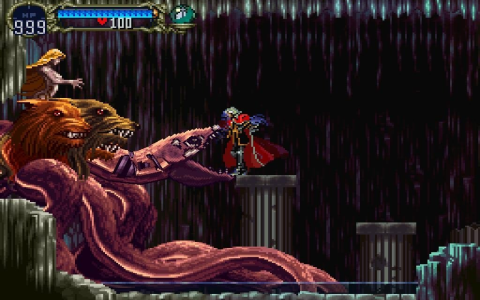 Castlevania: Symphony of the Night - Скриншот 3