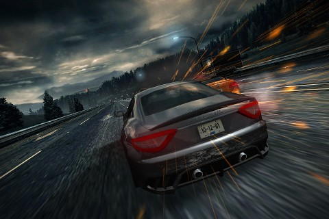 Need for Speed: Most Wanted - Скриншот 2